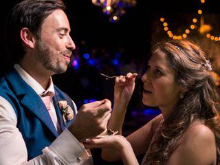 El matrimonio de Francisca y James