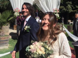 El matrimonio de Catalina y Pietro