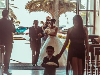 El matrimonio de Jaime y Francisca 2