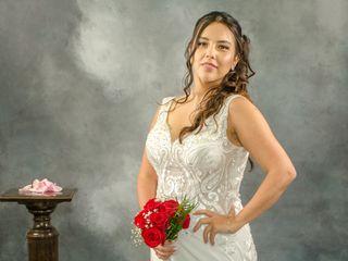 El matrimonio de Lissete y Osvaldo 1