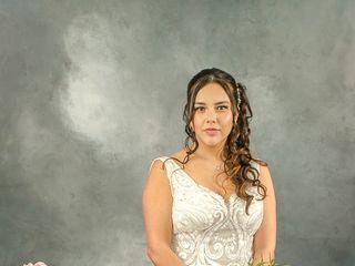 El matrimonio de Lissete y Osvaldo 2