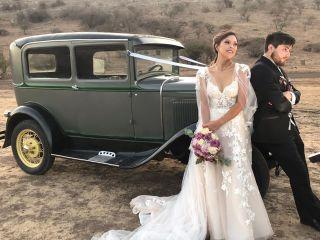 El matrimonio de Flavia y Ignacio