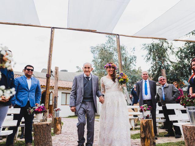 El matrimonio de Felipe y Nidia en Pirque, Cordillera 6