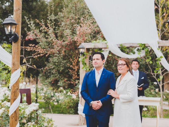 El matrimonio de Felipe y Nidia en Pirque, Cordillera 7