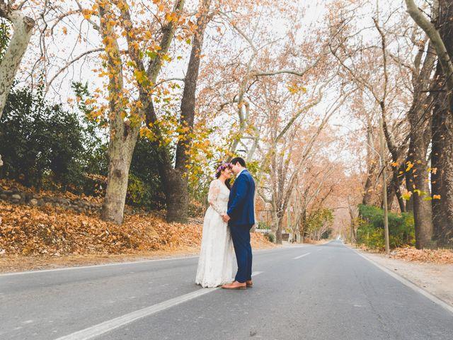 El matrimonio de Felipe y Nidia en Pirque, Cordillera 2