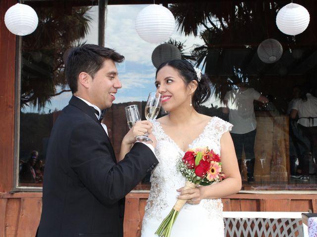 El matrimonio de Fernando  y Helen