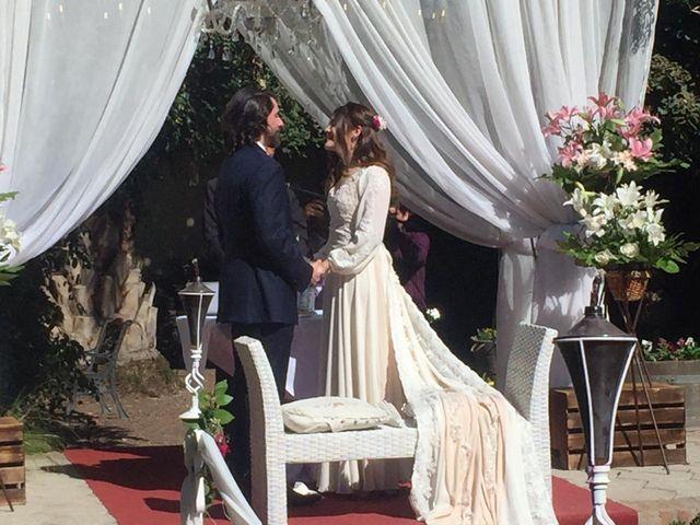 El matrimonio de Pietro y Catalina en Graneros, Cachapoal 1