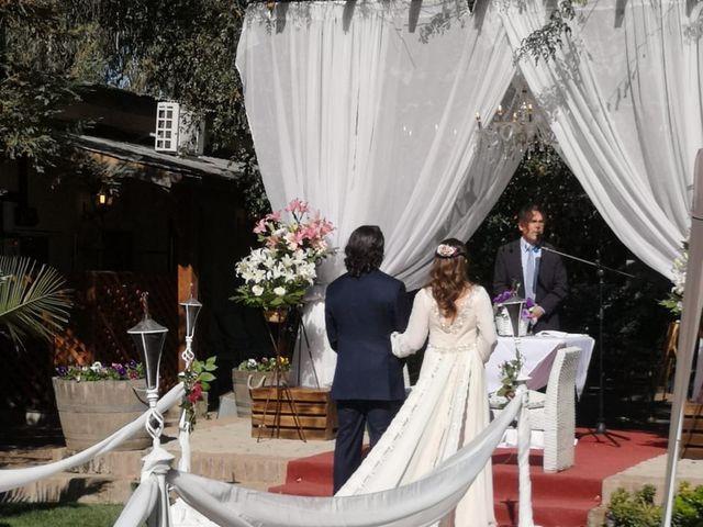 El matrimonio de Pietro y Catalina en Graneros, Cachapoal 3