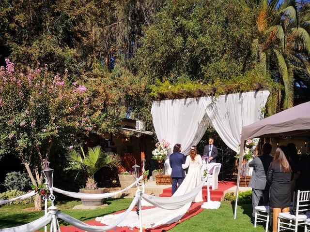 El matrimonio de Pietro y Catalina en Graneros, Cachapoal 4