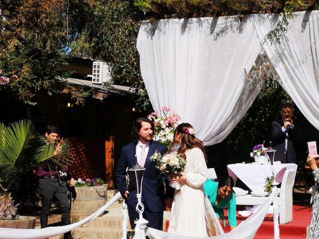 El matrimonio de Pietro y Catalina en Graneros, Cachapoal 5