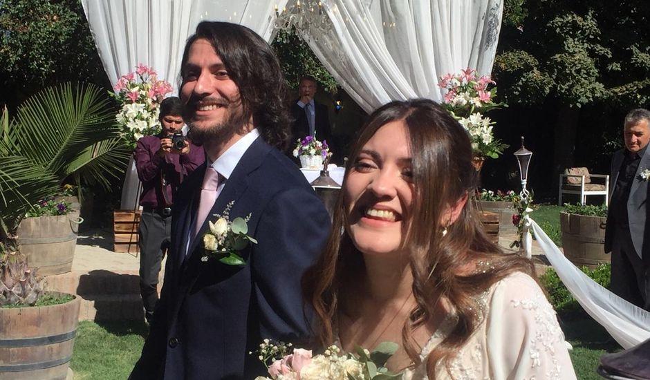 El matrimonio de Pietro y Catalina en Graneros, Cachapoal