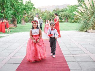 El matrimonio de Danitza y Ivo 2