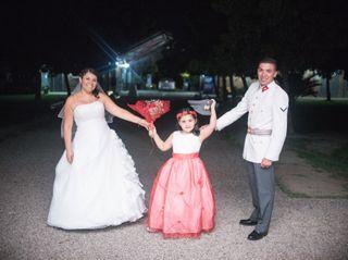 El matrimonio de Danitza y Ivo