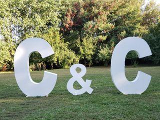 El matrimonio de Cristián y Charlotte 3
