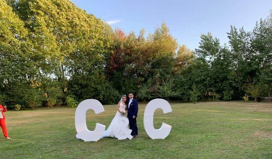 El matrimonio de Charlotte y Cristián en Temuco, Cautín