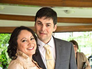 El matrimonio de Monica  y Jose  1