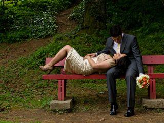 El matrimonio de Monica  y Jose  3