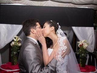 El matrimonio de Lizolette y Ricardo 1
