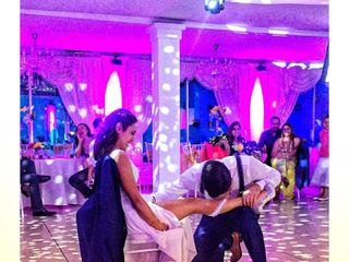 El matrimonio de Pamela y Giordano 1