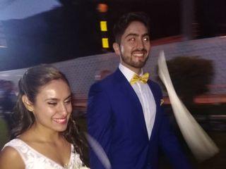 El matrimonio de Pamela y Giordano 3