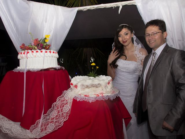 El matrimonio de Lizolette y Ricardo