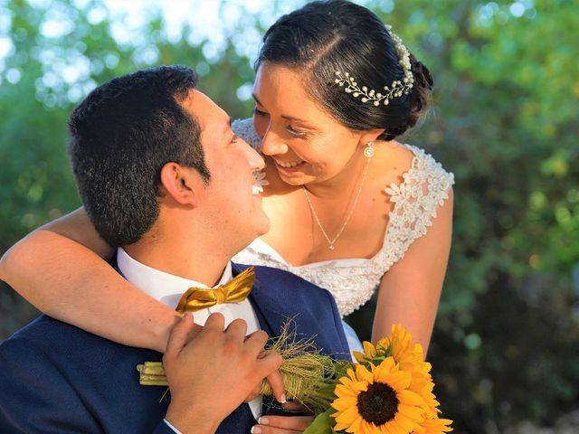 El matrimonio de Olga  y Nicolás
