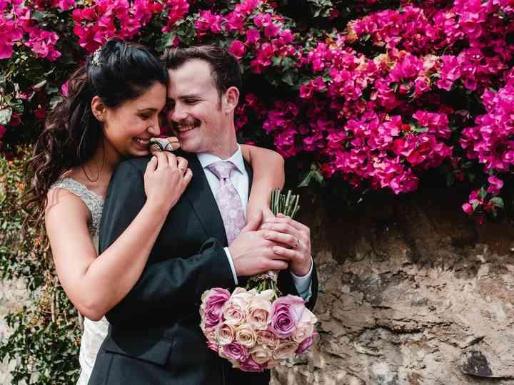 El matrimonio de Liz y Max