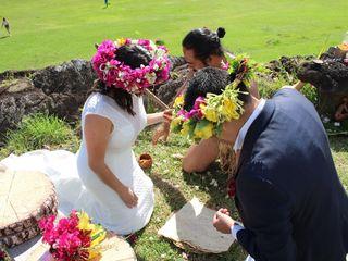 El matrimonio de  Carlos  y Ximena