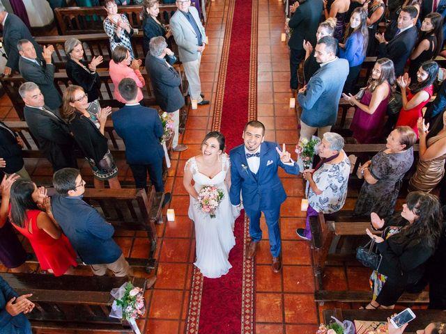 El matrimonio de Renata  y Alejandro