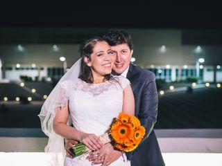 El matrimonio de Fernanda y Ignacio