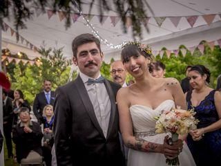 El matrimonio de Romyna y Jaime