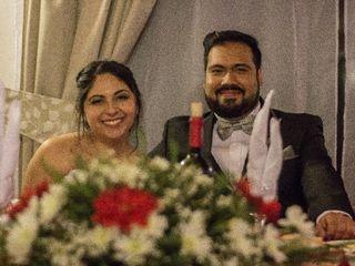 El matrimonio de Kathalina y Felipe 1