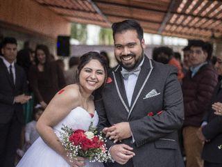 El matrimonio de Kathalina y Felipe