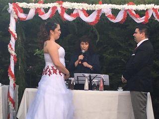 El matrimonio de Gissella y Roberto 1