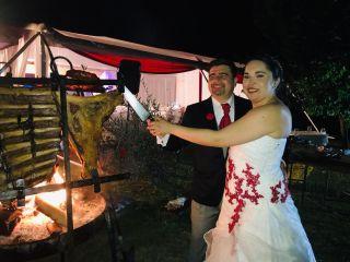 El matrimonio de Gissella y Roberto