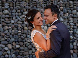 El matrimonio de Nadia y Alejandro