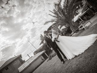 El matrimonio de Naifer y Felipe 3