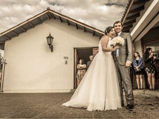 El matrimonio de Naifer y Felipe