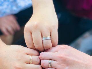El matrimonio de Katerin y Fabian 1
