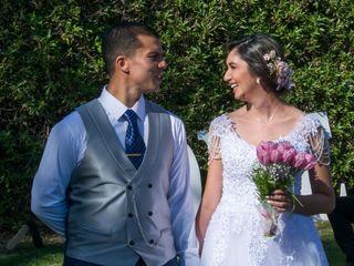 El matrimonio de Katerin y Fabian