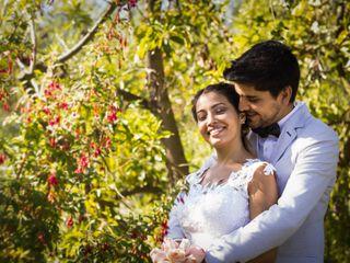 El matrimonio de Tamara y Paolo