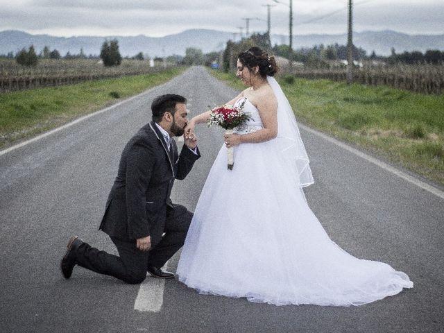 El matrimonio de Felipe y Kathalina en Molina, Curicó 3