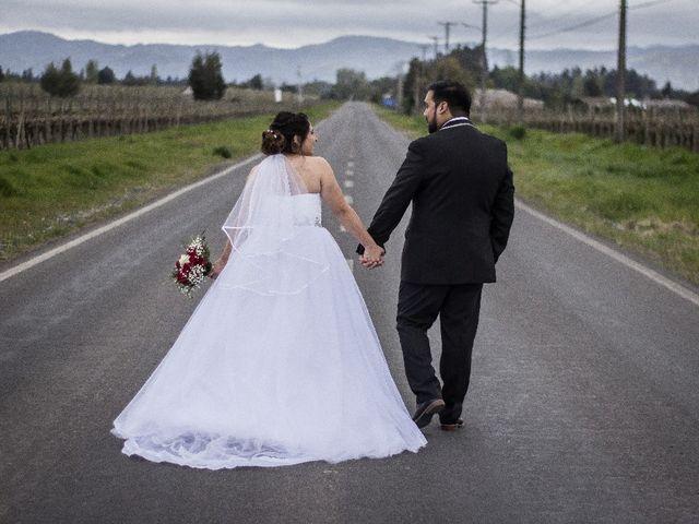 El matrimonio de Felipe y Kathalina en Molina, Curicó 4