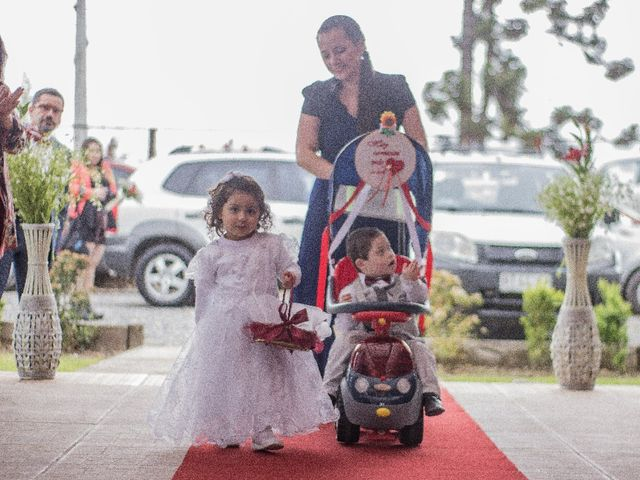 El matrimonio de Felipe y Kathalina en Molina, Curicó 7