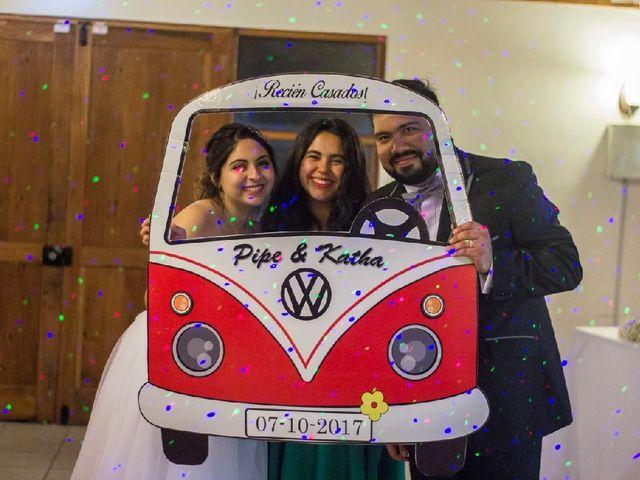 El matrimonio de Felipe y Kathalina en Molina, Curicó 8