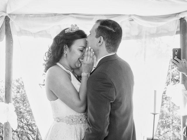 El matrimonio de Irene y Jose