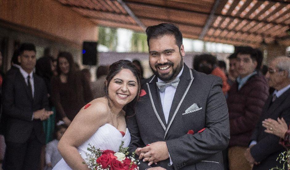 El matrimonio de Felipe y Kathalina en Molina, Curicó