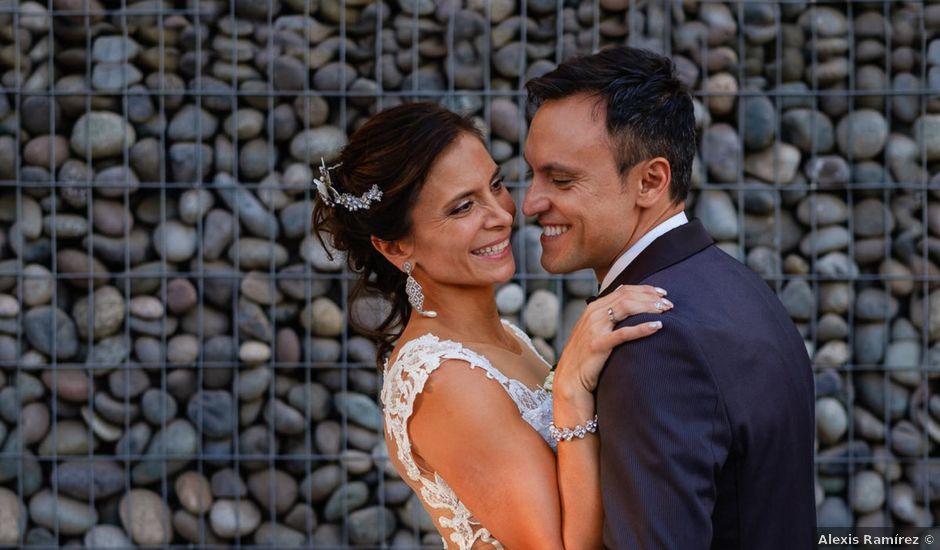 El matrimonio de Alejandro y Nadia en Colina, Chacabuco