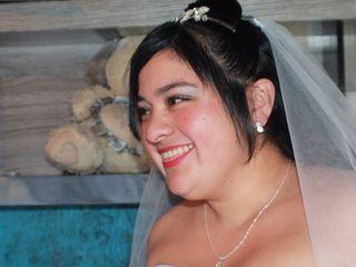 El matrimonio de María José y Ángel David 3