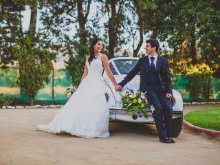 El matrimonio de Giovanna y Patricio